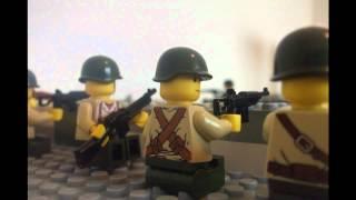 getlinkyoutube.com-Lego WW2 D-Day: Operation Neptune Part 1 (The Drop)
