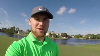 Davey Porsius Golfvlog 2 #1/3 avontuur in Amerika