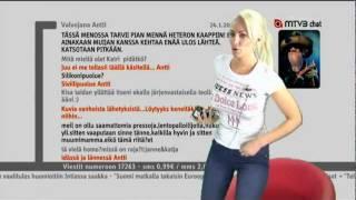 getlinkyoutube.com-Katri tiukassa paidassa - MTV3 Chat