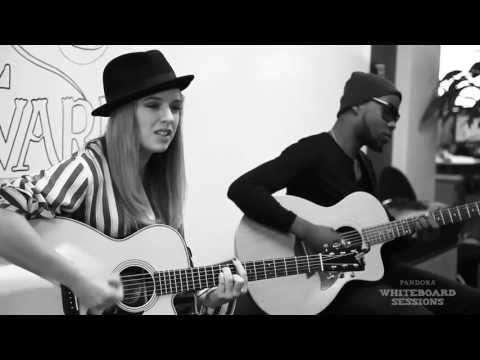 "ZZ Ward ""Put The Gun Down"" - Pandora Whiteboard Sessions"