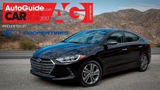 2017 Hyundai Elantra - 2017 AutoGuide.com Car of the Year Contender - Part 1 of 7
