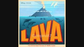 getlinkyoutube.com-Disney/Pixar - Lava - Giovanni Caccamo & Malika Ayane - Colonna Sonora Italiana (2015)