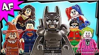 getlinkyoutube.com-Lego DC COMICS Minifigures 2016 Complete Collection Review