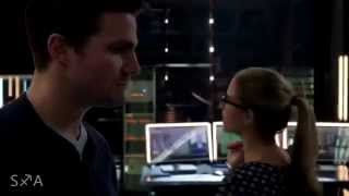 Arrow | Oliver Queen & Felicity Smoak: She's So Mean