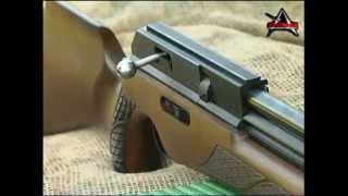 getlinkyoutube.com-Пневматические винтовки: стрельба на 110 метров