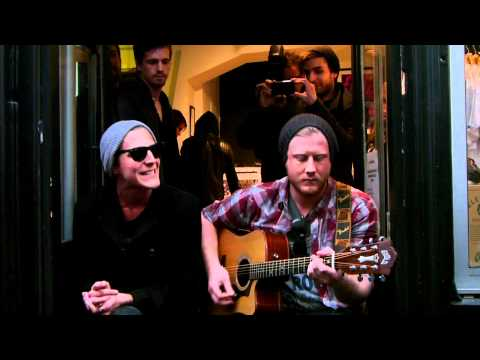 Inside of You - The Maine - Acoustic @ Landscape Rockshop - Paris (11/03/2011)