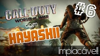 WaW Co-op com Hayashii! - Missão: Implacável! #6
