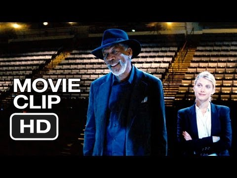 Now You See Me Movie CLIP - Thaddeus Teleports Dylan (2013) - Morgan Freeman, Isla Fisher Movie HD