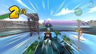 getlinkyoutube.com-El CHAVO KART Parte 3 Copa Don Ramón Jugando PS3 / Xbox 360