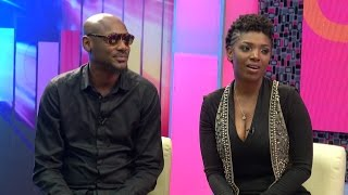 getlinkyoutube.com-Music, Movies 'n More With 2Face & Annie Idibia.