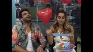 getlinkyoutube.com-Live Interview with Anusha and Karan Kundra | Best Couple