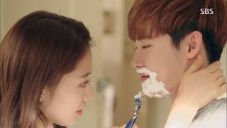 getlinkyoutube.com-Pinocchio Ep 18   Shaving Scene