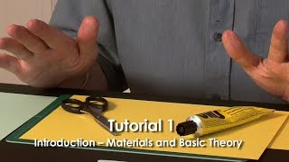 getlinkyoutube.com-Pop-Up Tutorial 1 - Introduction – Materials and Basic Theory