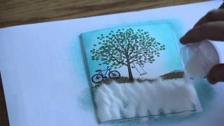 getlinkyoutube.com-Sheltering Tree Stampin' Up!
