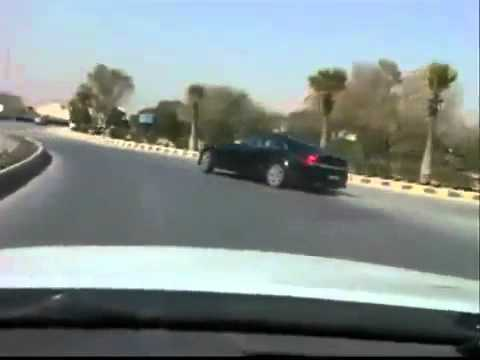 jokalian tahir friend drifting on riyadh streets