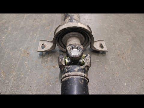 Замена крестовины карданного вала Opel Antara