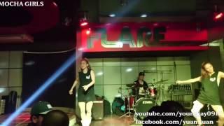 getlinkyoutube.com-Mocha Girls Franz and Shaina - Ibigay Mo Na(Awesome Dance Cover)