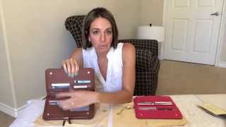 Louis Vuitton Insolite Organizer & Insolite Wallet Comparison