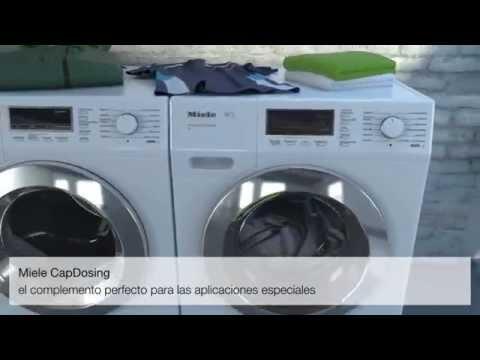 videos lavadora miele videos. Black Bedroom Furniture Sets. Home Design Ideas