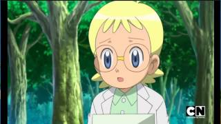 getlinkyoutube.com-Pokémon the Series: XY  Episode 46 A Campus Reunion!