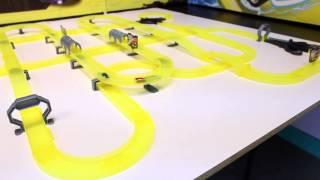 getlinkyoutube.com-Micro Chargers Mega Race Track