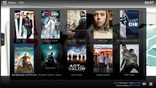 Edision OS MEGA OPENGL 2.0 ES TEST Video