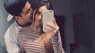 Sebastián Villalobos y su novia Daniela Rueda (Parte 3)