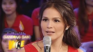 GGV: Iza, willing to give a second chance to an unfaithful lover
