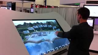 800xa 3D Navigation Concept