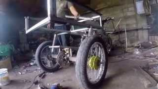 getlinkyoutube.com-Coet Garage   make a motor roda 3