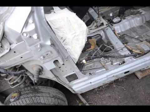 Где у Acura TL стойки стабилизатора