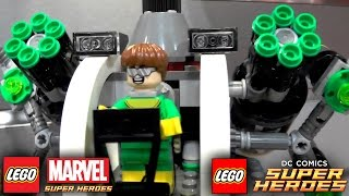 LEGO Marvel & DC 2016 - Summer and Fall (w/ Red Hood)