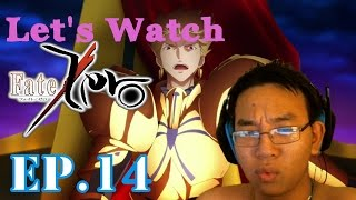 getlinkyoutube.com-Let's Watch: Fate/Zero Episode 14 - The Mion River Battle