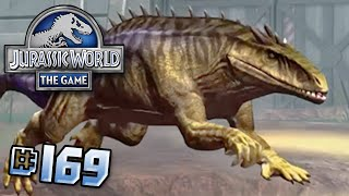 getlinkyoutube.com-Strongest Amphibian Hybrid!! || Jurassic World - The Game - Ep 169 HD