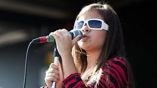 getlinkyoutube.com-The Animals - House of the Rising Sun Cover by 9 Year Old Rock Singer Sara & Motion Device