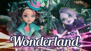 getlinkyoutube.com-Ever After High : Way Too Wonderland Music Video : Stop Motion