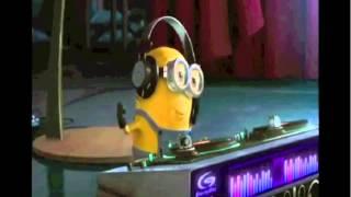 getlinkyoutube.com-Minions   Banana House Electro Remix 2013 ) XD