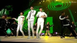 getlinkyoutube.com-[Jackson Yi 易烊千玺] TFBOYS 20160323 QQ音乐巅峰盛典 Full Performance 剩下的盛夏+真心话太冒险+Dance Break