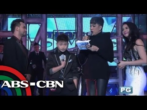 Vice Ganda twits Deniece on 'Showtime'