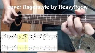 getlinkyoutube.com-one call away [COVER] fingerstyle guitar & TAB