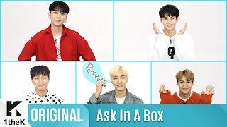 ASK IN A BOX: Highlight(하이라이트) _ Plz Don't Be Sad(얼굴 찌푸리지 말아요)