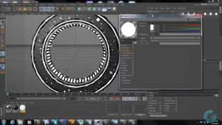 getlinkyoutube.com-Cinema4D Tutorial - Scifi Tech Modeling with Greebler