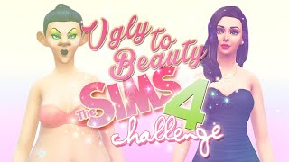 getlinkyoutube.com-The Sims 4: Ugly to Beauty Challenge