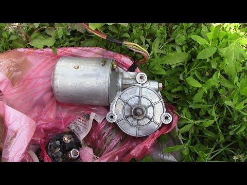 Замена моторедуктора стеклоочистителя на ВАЗ 21083