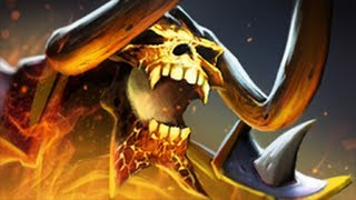 Dota 2 Hero Spotlight - Clinkz the Bone Fletcher