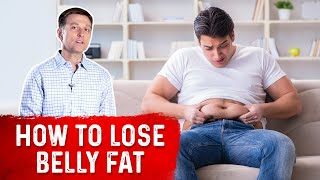 How to Lose Belly Fat: FAST!