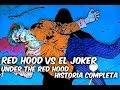 BATMAN Vs RED HOOD BAJO LA CAPUCHA ROJA HISTORIA COMPLETA @Comics Tj