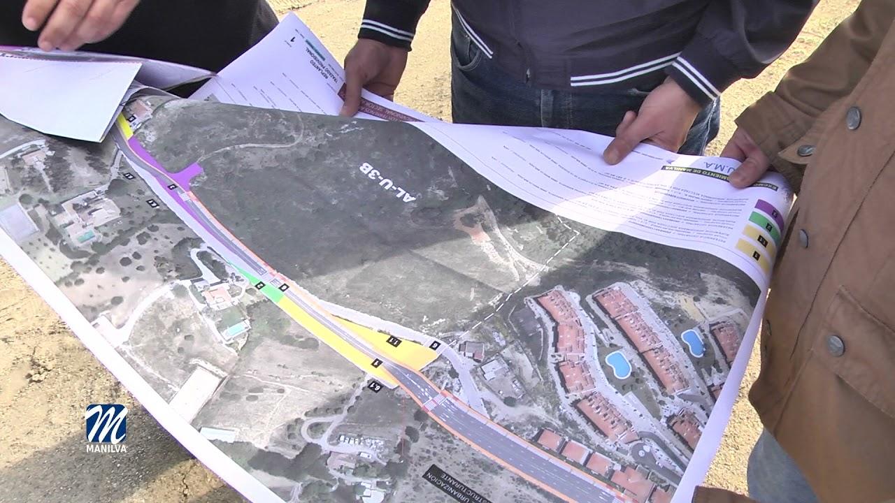 Avance urbanístico importante en el Camino de Martagina