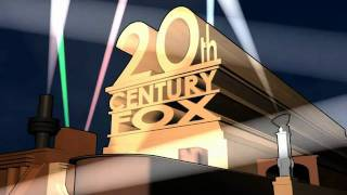 getlinkyoutube.com-20th Century Pictures, Inc. and 20th Century Fox 1930s logos in blender