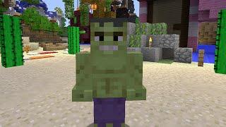 getlinkyoutube.com-Minecraft Xbox - Survival Madness Adventures - Avengers The Hulk [304]